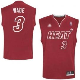 Camiseta Navidad 2012 Miami Heat Wade