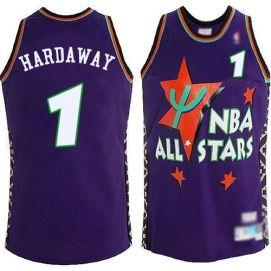 Camiseta NBA All-Stars Conferencia Este 1995 Hardaway
