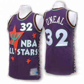 Camiseta NBA All-Stars Conferencia Este 1995 O'Neal