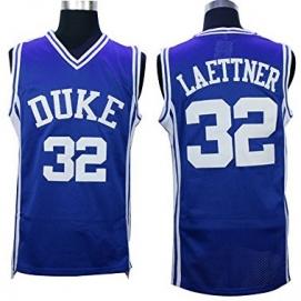 Camiseta Duke Blue Devils Laettner