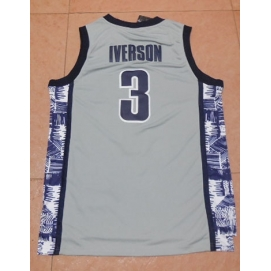 Camiseta Georgetown Hoyas Iverson
