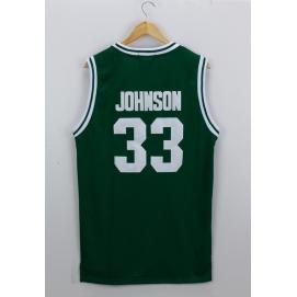 Camiseta Michigan State Spartans 'Magic' Johnson