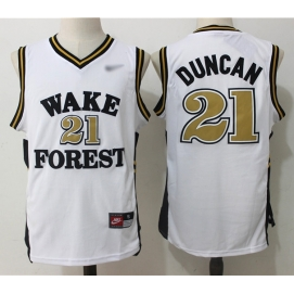 Camiseta Wake Forest Demon Deacons Duncan