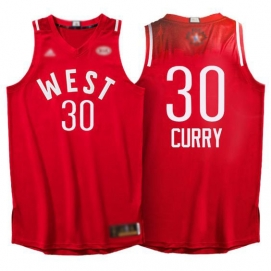 Camiseta NBA All-Star Conferencia Oeste 2016 Curry