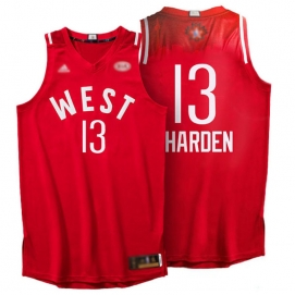 Camiseta NBA All-Star Conferencia Oeste 2016 Harden