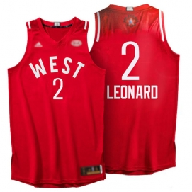 Camiseta NBA All-Star Conferencia Oeste 2016 Leonard