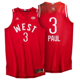 Camiseta NBA All-Star Conferencia Oeste 2016 Paul
