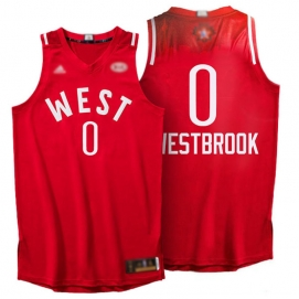 Camiseta NBA All-Star Conferencia Oeste 2016 Westbrook