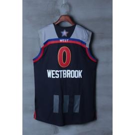 Camiseta NBA All-Star Conferencia Oeste 2017 Westbrook