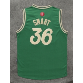 Camiseta Navidad 2015 Boston Celtics Smart