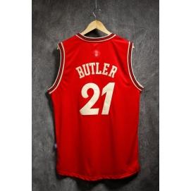 Camiseta Navidad 2015 Chicago Bulls Butler