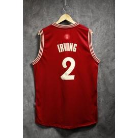Camiseta Navidad 2015 Cleveland Cavaliers Irving