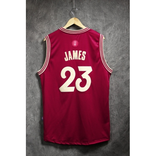 Camiseta Navidad 2015 Cleveland Cavaliers James