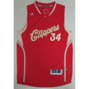 Camiseta Navidad 2015 Los Angeles Clippers Pierce