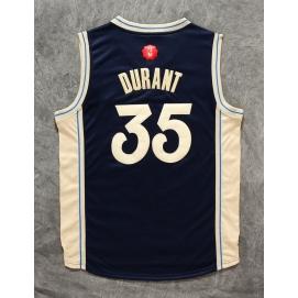 Camiseta Navidad 2015 Oklahoma City Thunder Durant