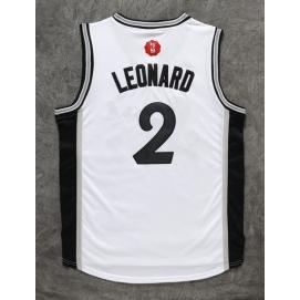 Camiseta Navidad 2015 San Antonio Spurs Leonard