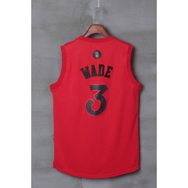 Camiseta Navidad 2016 Chicago Bulls Wade