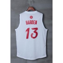 Camiseta Navidad 2016 Houston Rockets Harden