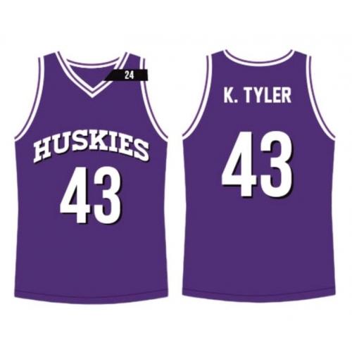 Camiseta El Sexto Hombre - Huskies K.Tyler