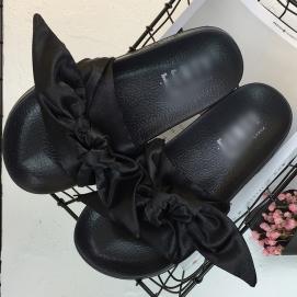 Zapatillas PMA Bandana Slide Negro