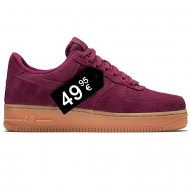 Zapatillas NK Air Force Burdeos