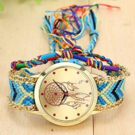 Reloj de Pulsera Bohemio - Atrapasueños