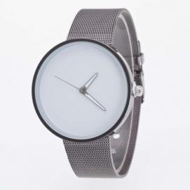 Reloj de Pulsera Banda Metálica