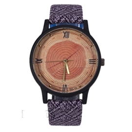 Reloj de Pulsera Tronco - Morado