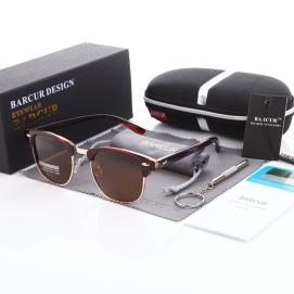Gafas de Sol Polarizadas BARCUR - Marrón