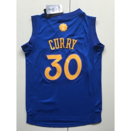 Camiseta Niños Navidad 2016 Golden State Warriors Curry