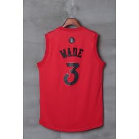 Camiseta Niños Navidad 2016 Chicago Bulls Wade