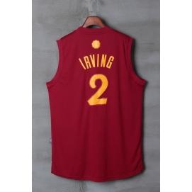 Camiseta Niños Navidad 2016 Cleveland Cavaliers Irving