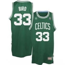 Camiseta Niños Boston Celtics Bird 2ª Equipación