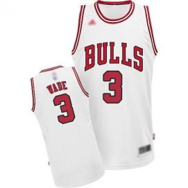 Camiseta Chicago Bulls Wade 1ª Equipación