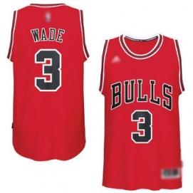 Camiseta Chicago Bulls Wade 2ª Equipación