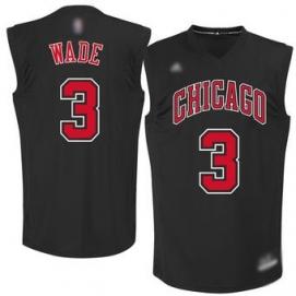Camiseta Chicago Bulls Wade 3ª Equipación