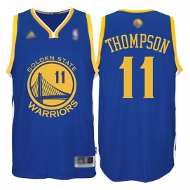 Camiseta Niños Golden State Warriors Thompson 2ª Equipación