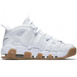 Zapatillas NK Air More Uptempo Blanco