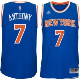 Camiseta New York Knicks Anthony 2ª Equipación