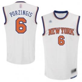 Camiseta New York Knicks Porziņģis 1ª Equipación