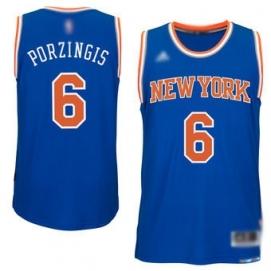 Camiseta New York Knicks Porziņģis 2ª Equipación