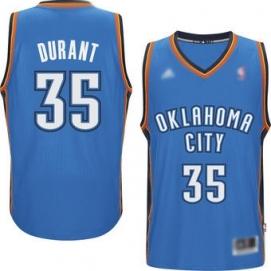 Camiseta Oklahoma City Thunders Durant 2ª Equipación