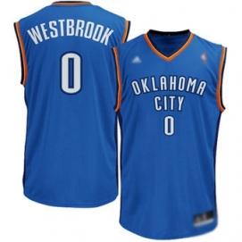 Camiseta Oklahoma City Thunders Westbrook 2ª Equipación
