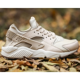 Zapatillas NK Air Huarache Beige
