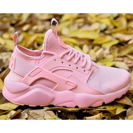Zapatillas NK Air Huarache Ultra Rosa Bebé