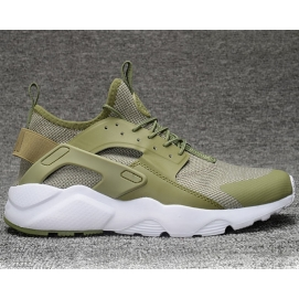 Zapatillas NK Air Huarache Ultra Verde Militar