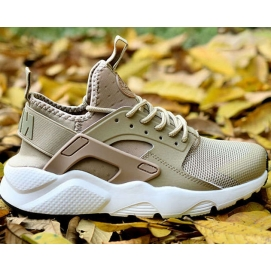 Zapatillas NK Air Huarache Ultra Caqui Claro