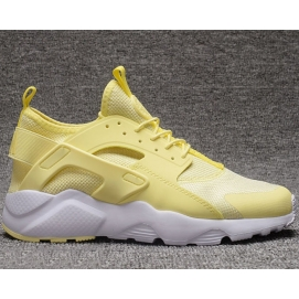 Zapatillas NK Air Huarache Ultra Amarillo Pastel