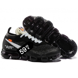 Zapatillas NK Air Vapormax 2018 Negro