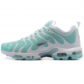 Zapatillas NK Air max TN Plus Turquesa y Blanco
